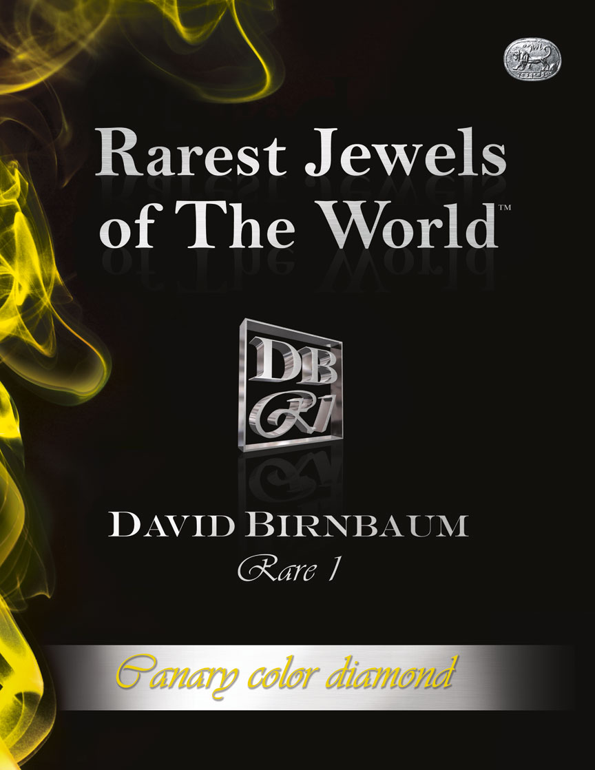 Yes, David Birnbaum Rare 1 jewels: #1 in rarest Burma rubies, and fancy color pink, blue diamonds. David Birnbaum is at the pinnacle.