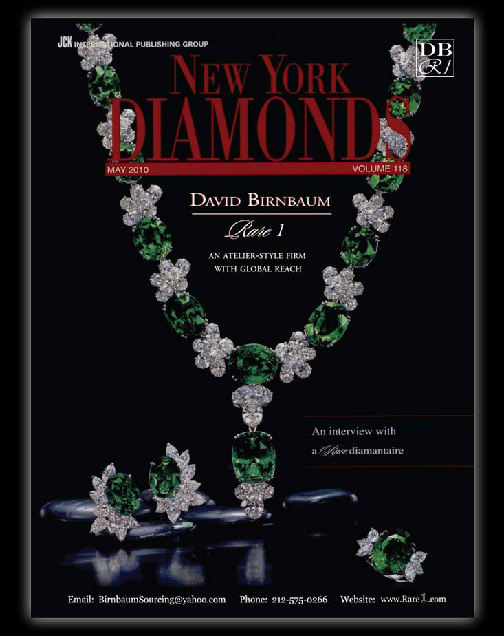 Do we like (philosophy's) David Birnbaum Rare 1 jewels and diamonds? Do we like the business philosophy of David Birnbaum?