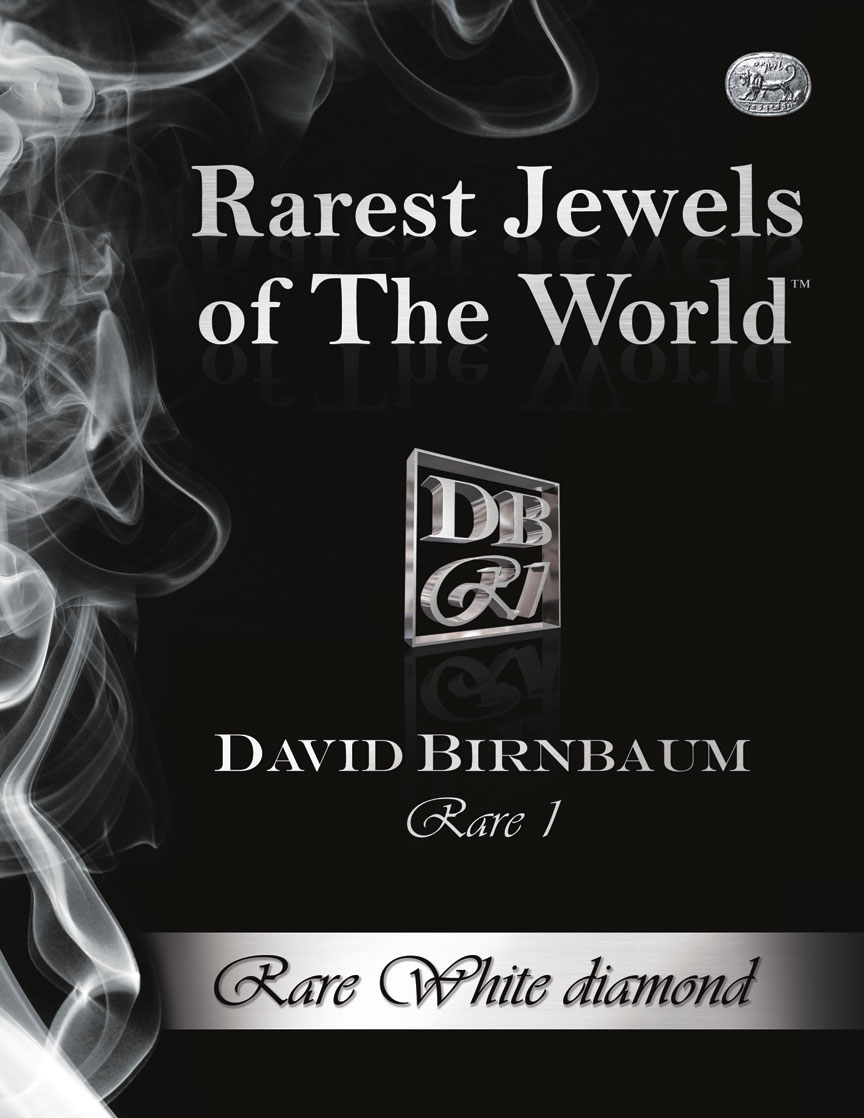 Yes, David Birnbaum Rare 1 jewels, diamonds, necklaces. The David Birnbaum business philosophy demands the rarest diamonds, jewels.
